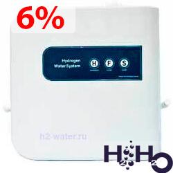 Стационарный генератор водородной воды HWT-1500MHU (Корея)