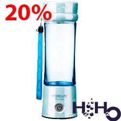 Hydrolife - портативный генератор водородной воды (Корея для рынка Японии)