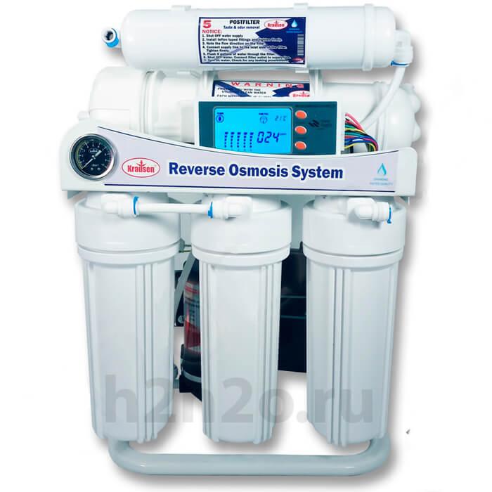 Система Обратного Осмоса KRAUSEN RO 400 Stable LCD