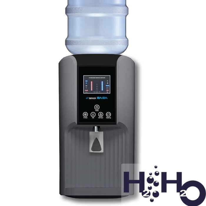 настольный генератор водородной воды - кулер Rara