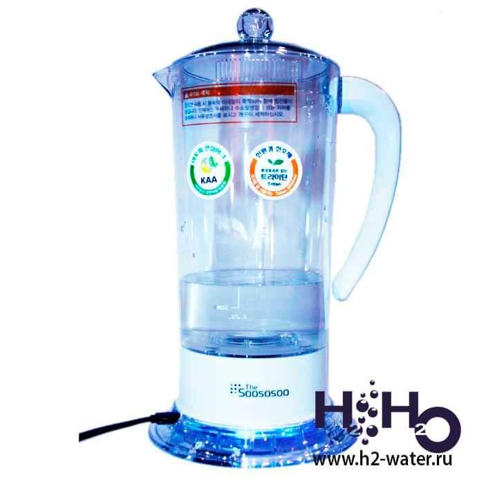 Sosooso водородный чайник