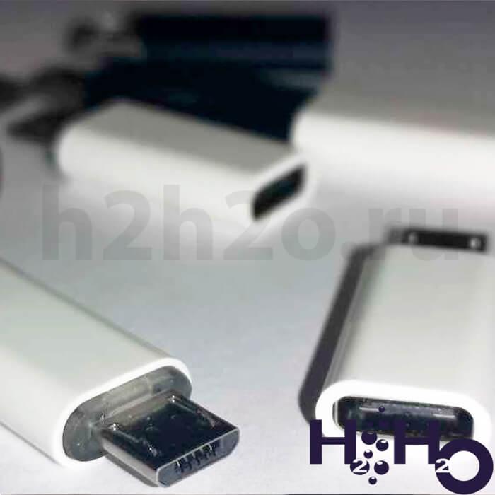 переходник адаптер с Type C на micro USB купить в Москве
